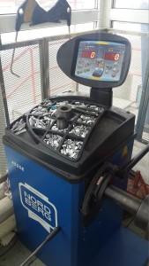 оборудование для шиномонтажа в ПитБокс