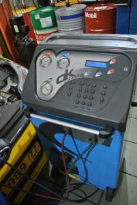 оборудование для заправки кондиционера авто